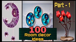 100 Best Wall Decoration Ideas Part   1 | Diy Room Decor | Wall Decoration Ideas | Fashion Pixies