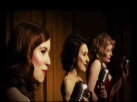The Puppini Sisters - Boogie Woogie