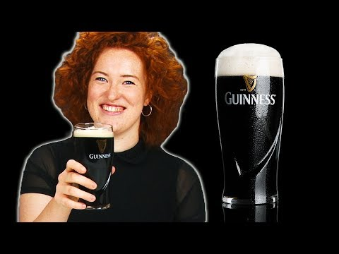 Irish People Try Guinness For The First Time