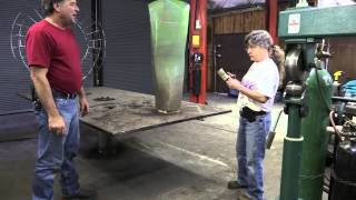 How to Make a Sculpture  (or Anything Else) Look Like Metal - Kevin Caron