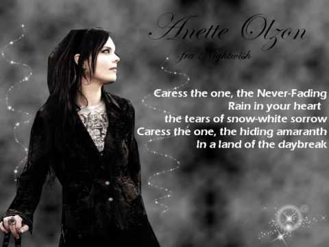 Nightwish  Amaranth Lyrics HQ