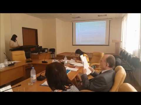 Защита диссертации phd докторанта Жукеновой Г А  Защита диссертации phd докторанта Жукеновой Г А