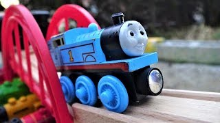 Tayo the little bus Learn colors with Garage Toy & Thomas the Tank Engine ☆ for Kids Children