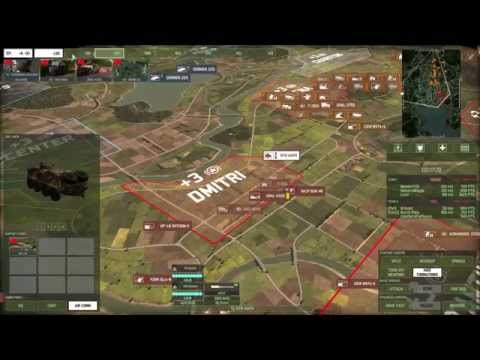 Wargame: Red Dragon - Series of Mistakes