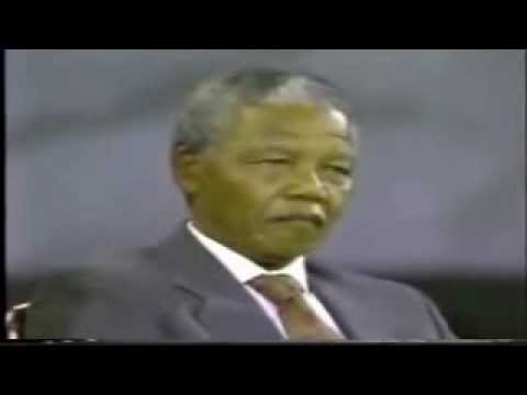 Mandela unflustered by Zionist fork-tongues