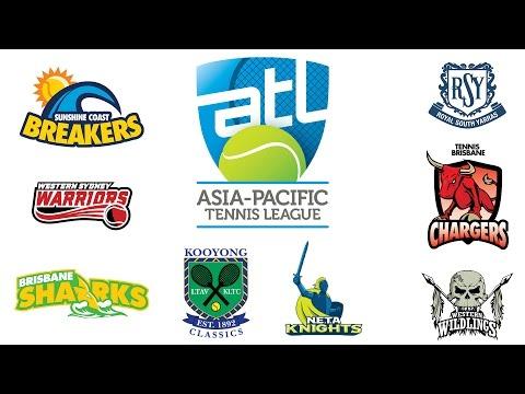 Asia-Pacific Tennis League - South Conference Semi Finals LIVE