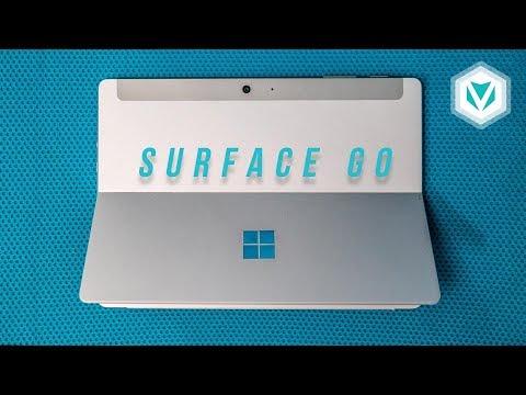 Surface Go: Cẩn Thận Nếu Bạn Định Mua!!