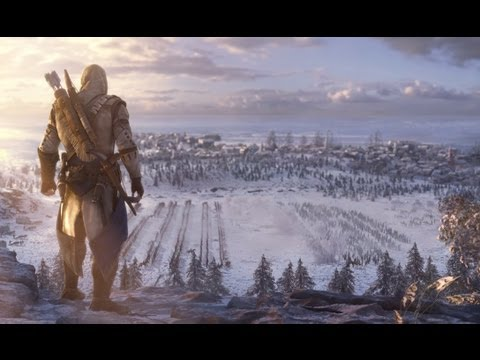 Assassin's Creed 3 - Reveal Trailer [UK]