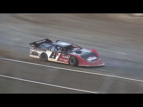 IMS Late Model Heat 1 Independence Motor Speedway 8/18/18