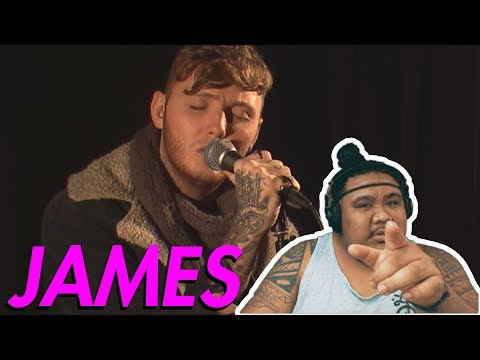 James Arthur - Recovery (Live) [MUSIC REACTION]