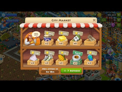 Township Level 68 Update 17 HD 1080p