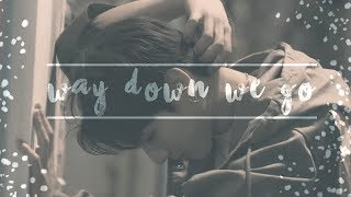 jungkook | way down we go