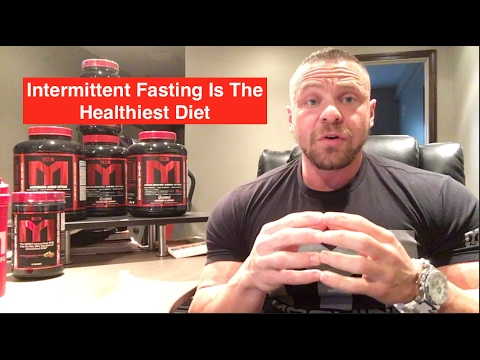 Intermittent Fasting is The Healthiest Diet