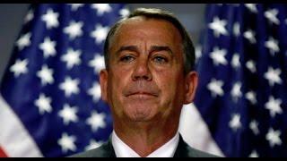 John Boehner: I'm 'Anti Establishment'