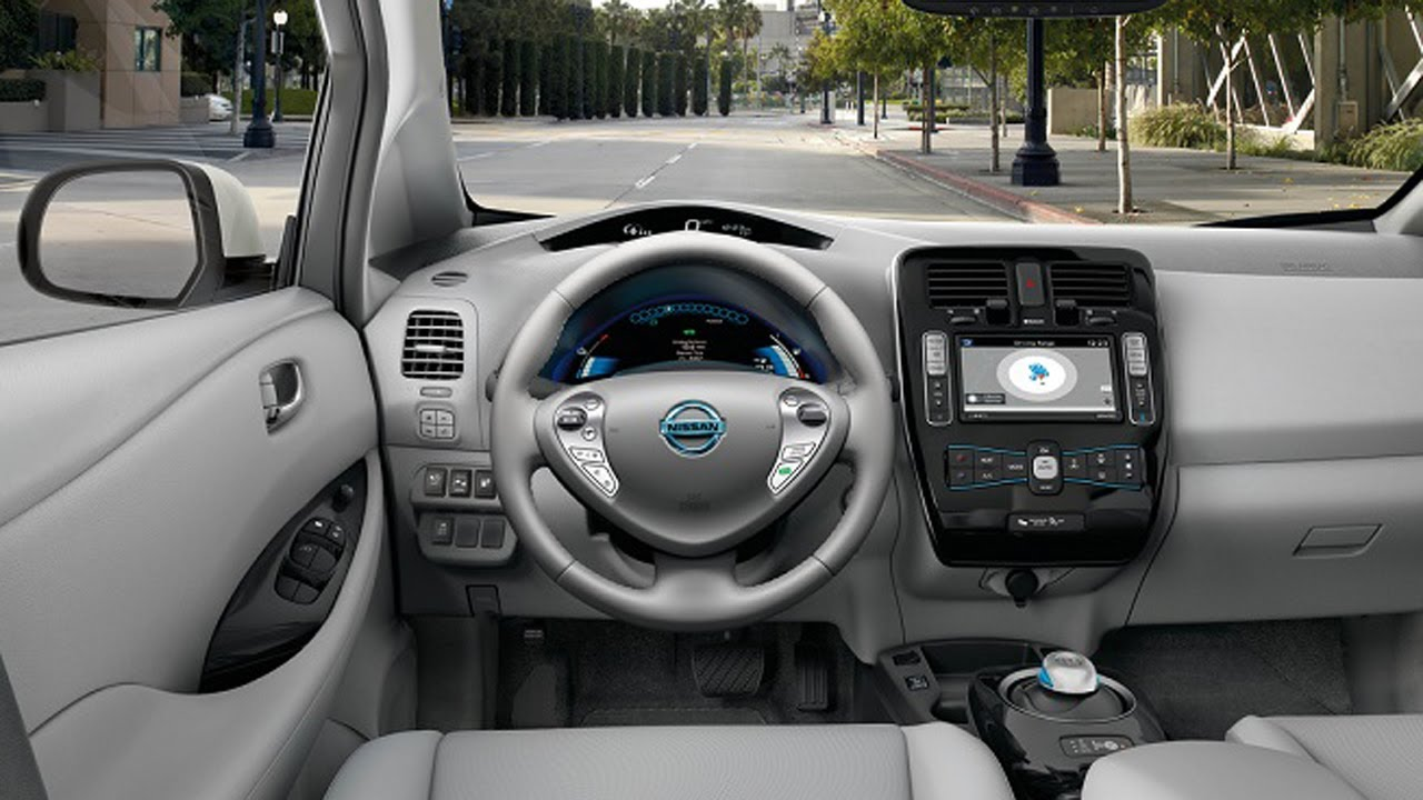 2018 Nissan Leaf Features All In One Smart E Pedal Driving