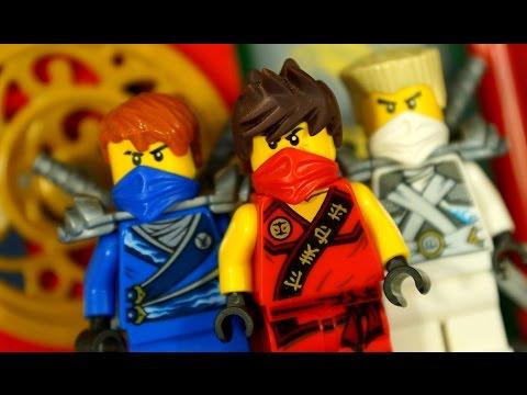Lego Ninjago Kids Videos. Kids Friendly Carton Animation by KokaTube