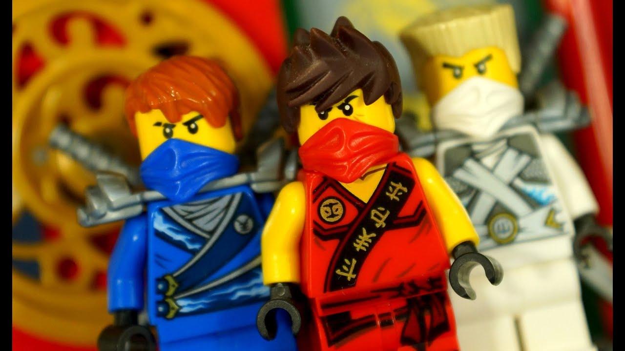 Мультфильм лего ниндзяго все серии на русском языке ...