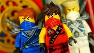 Кока Все Серии - Конструктор Lego Ninjago + Мультики - обзор на русском языке