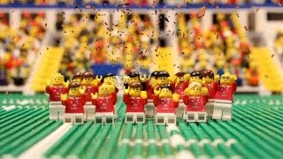 British and Irish Lions win the series in Australia - Brick by Brick