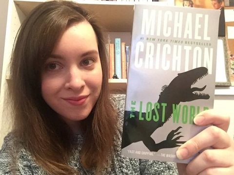 Book Review: The Lost World by Michael Crichton
