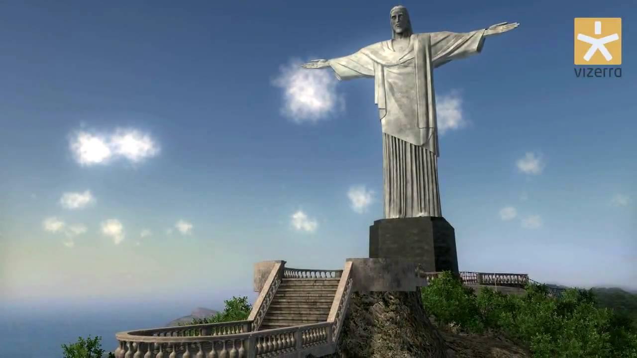 Christ The Redeemer : Christ the redeemer rio de janeiro brazil vizerra