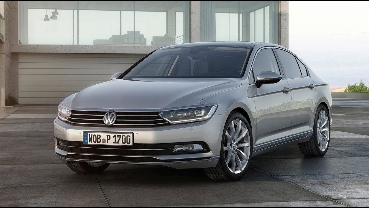volkswagen passat b8 bitdi 240 ps highline 2015 youtube. Black Bedroom Furniture Sets. Home Design Ideas