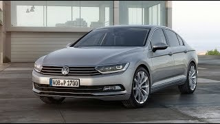 Volkswagen Passat B8 BiTDI 240 PS Highline 2015