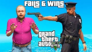 GTA 5 FAILS & WINS #14 (Best GTA V Funny Moments Compilation)