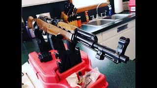 How to clean the Norinco SKS Sporter Rifle