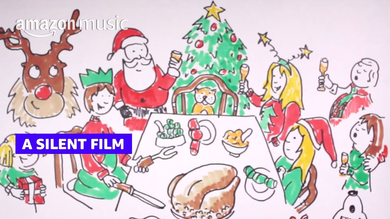 A Silent Film - \'Christmas at our House\' (Lyric Video) - YouTube