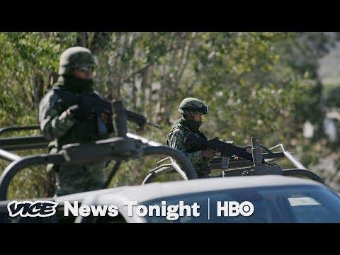 How NAFTA Helped Create The Modern Drug Trade (HBO)