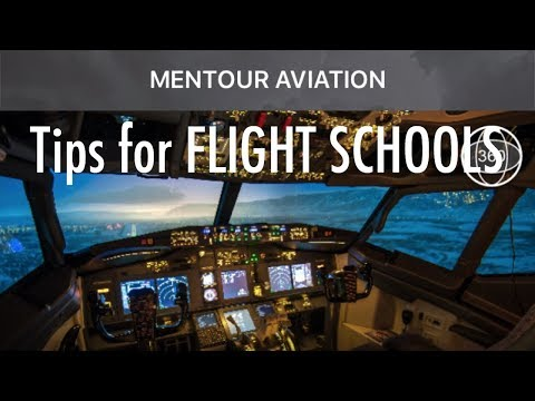 Choosing a flight school, some tips!