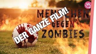 Zombies gegen Menschen - das komplette Blutbad!