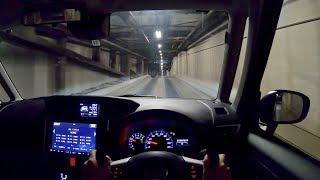【Test Drive】 2019 Daihatsu THOR Custom SA 1.0L 4WD - POV Night Drive