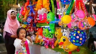belanja membeli mainan anak balon balon lucu lucu beli maina...