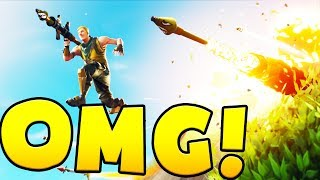 LEGENDARY EXPLOSIVES! - FORTNITE BATTLE ROYALE EXPLOSIVES ONLY MODE?!