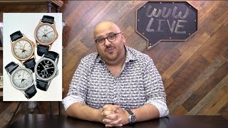 my top 4 calendar watches federico wants watches