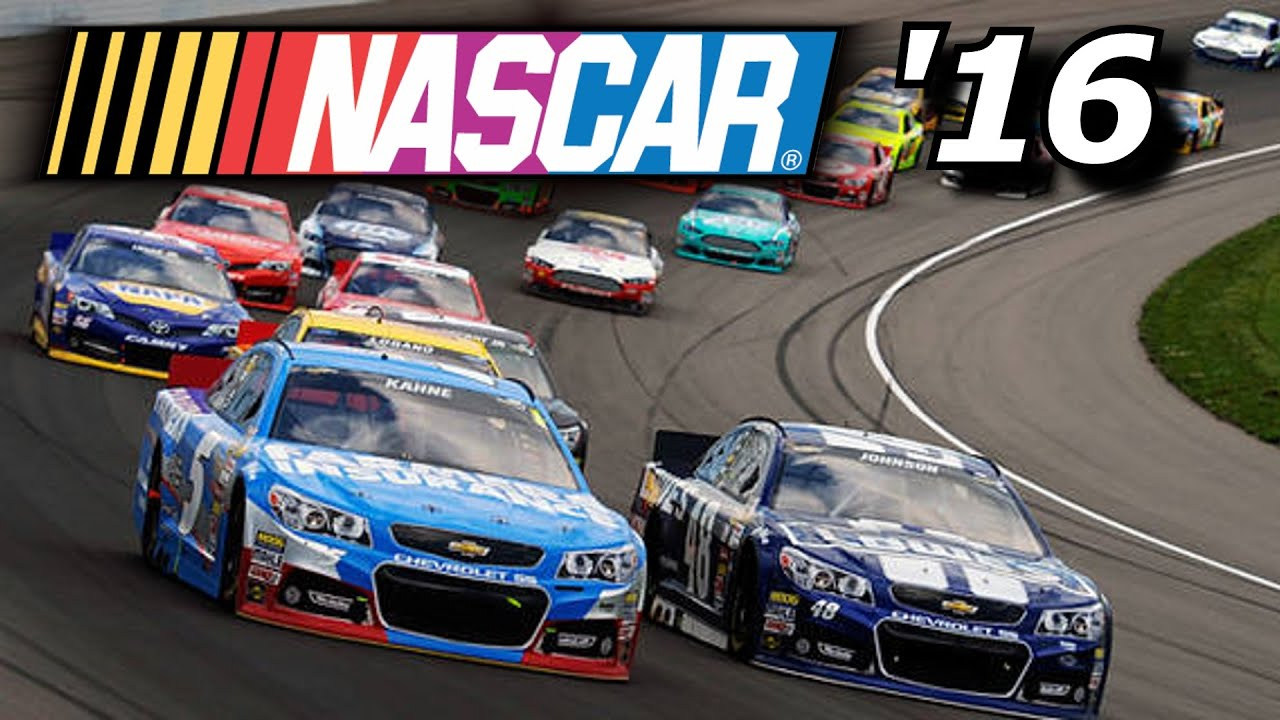 NASCAR '16 Wish list to developers. - YouTube
