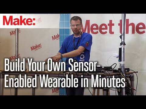 Build Your Own Sensor Enabled Wearable in Minutes - Guido Burger