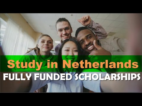 Top 10 Scholarships in Netherlands for International Students - Top 10 Series