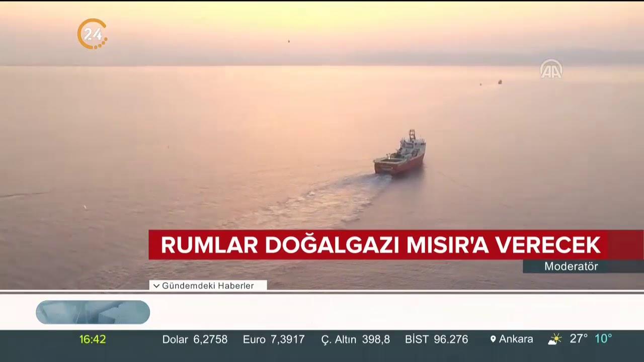 Doğu Akdeniz'de kirli anlaşma