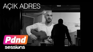 Soner Sarıkabadayı - Açık Adres (PDND Sessions) Video