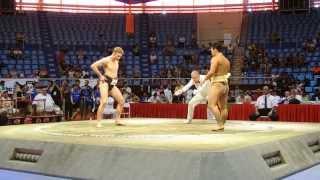 Aron Rozum vs Yuya Nakamura walka finałowa