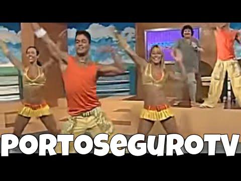 """EXPORTO BRASIL - """"MAOZINHA"""" ® PortoSeguroOficial 2004."""