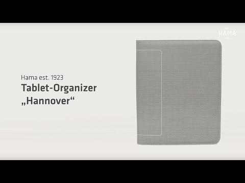 "Hama est. 1923 Tablet-Organizer ""Hannover"""