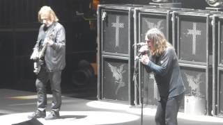"""Hand of Doom"" Black Sabbath@Madison Square Garden New York 2/27/16 The End Tour"