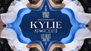 Kylie - Get Outta My Way - Steve Anderson Pacha Extended Mix