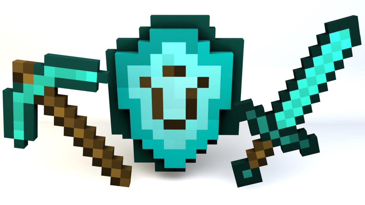 Картинка два алмазных меча уверенно мчится