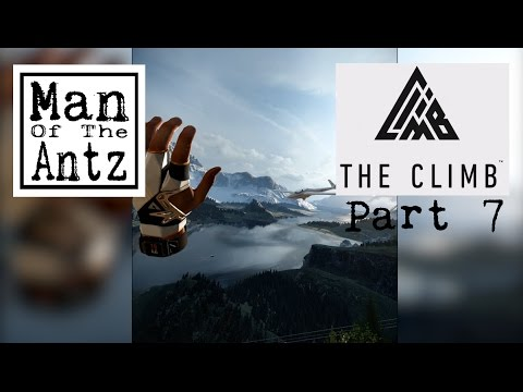The Climb with Oculus Touch - Part 7 | Wingsuit city in the Alps