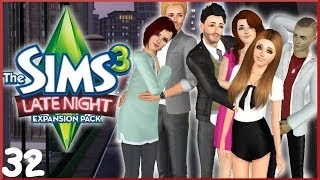 Lets Play: The Sims 3 Latenight - (Part 32) - Aria Hilton